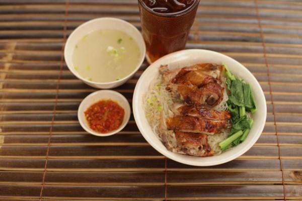 roast duck bihun