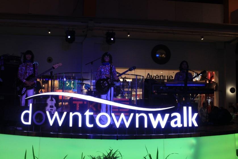 Kehadiran T'Koes hingga Sajian Simfoni Orkestra di Downtown Walk Festival