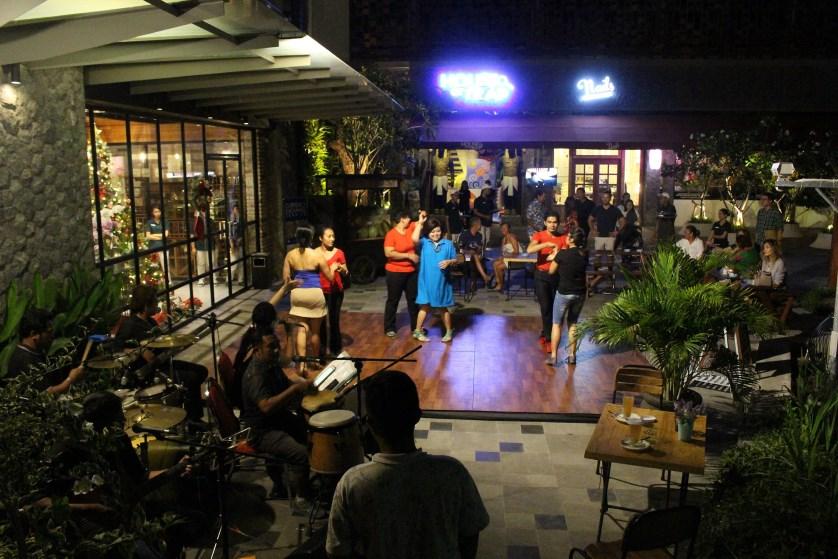 Salsa Night at Samasta Lifestyle Village