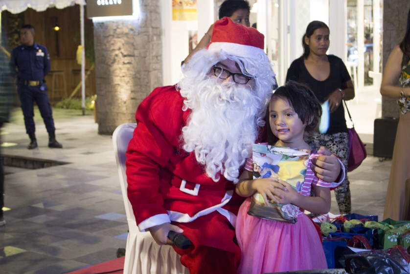Christmas for Everyone at Samasta Lifestyle Village