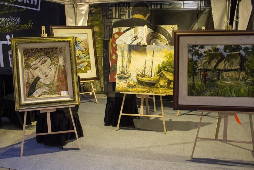 All About Art at Samasta Weekend Market