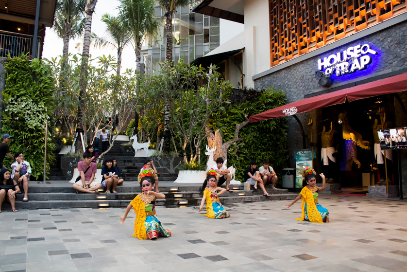 New Year`s Eve with Traditional Balinese Dance