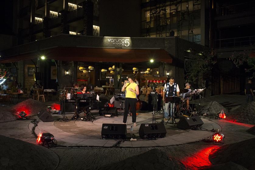 A Memorable Jazzy Night at Jimbaran