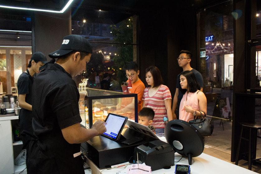 Dough Darlings Outlet Samasta Jimbaran Bali