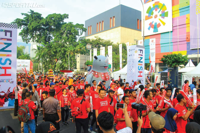 Pesta Olahraga ASIAN GAMES ke-18