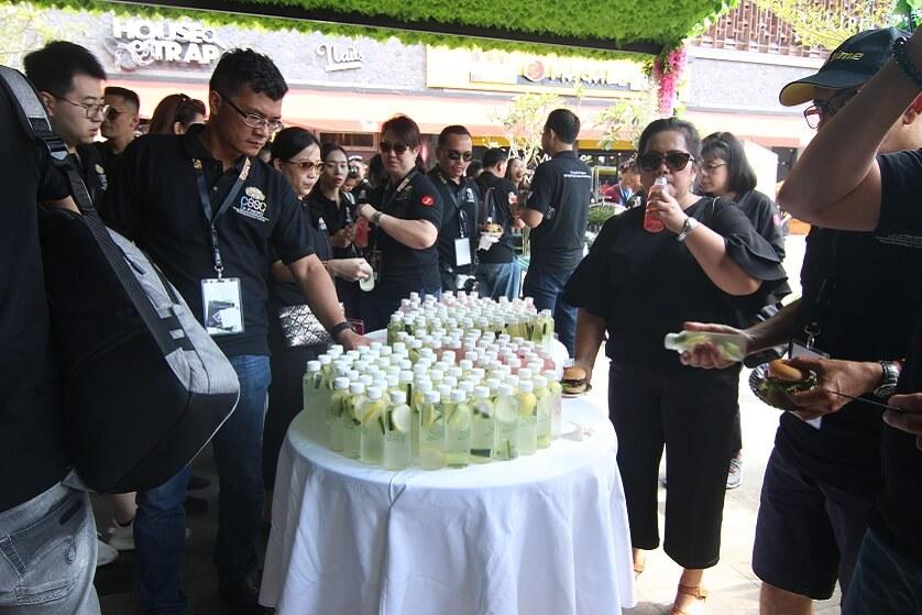 CASC Members Bali Fun Tour to Samasta