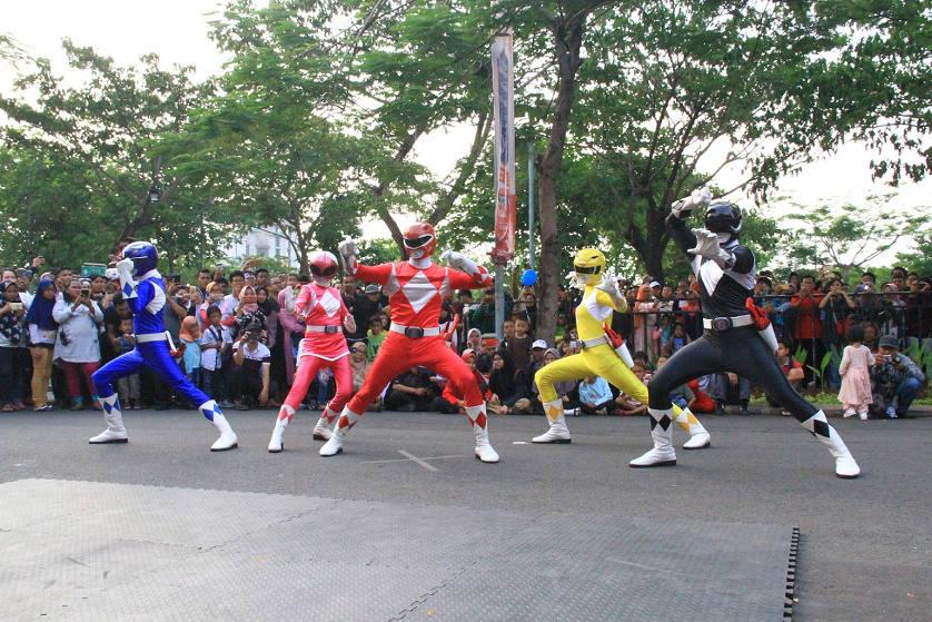 Parade Budaya Jepang di Moshi Moshi Summarecon Mal Bekasi