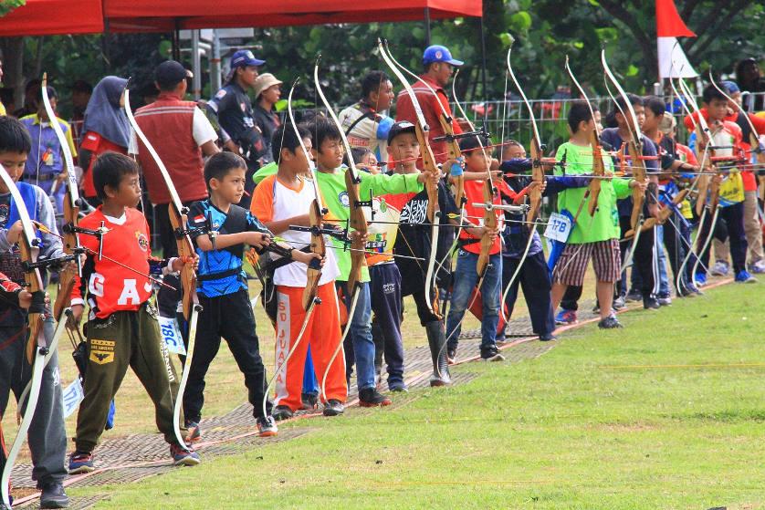 Kejuaraan Panahan Festival Akhir Tahun 2018