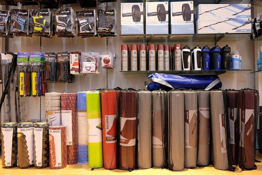 5 Peralatan Olahraga Untuk Berolahraga di Rumah
