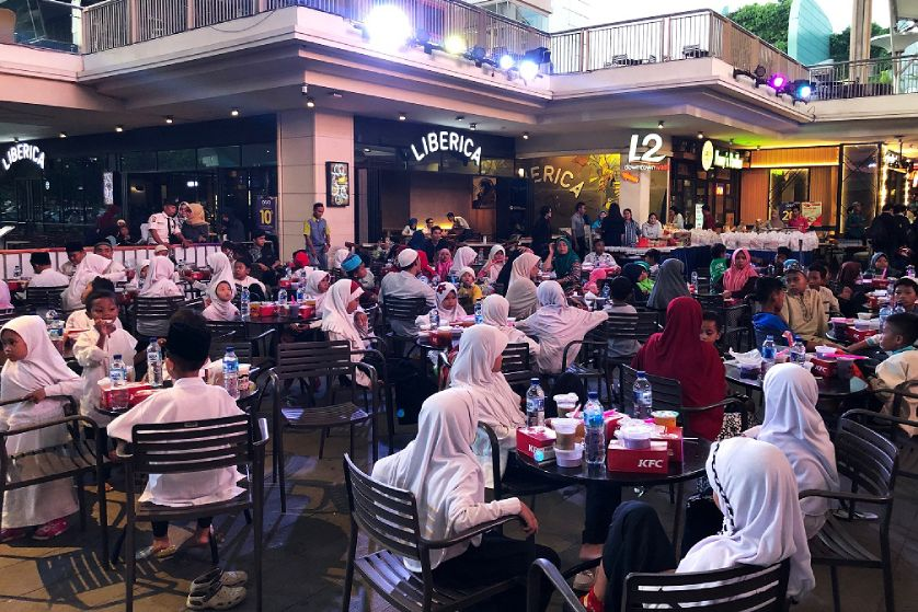 Meriahnya Ramadhan Shopping Festival 2019