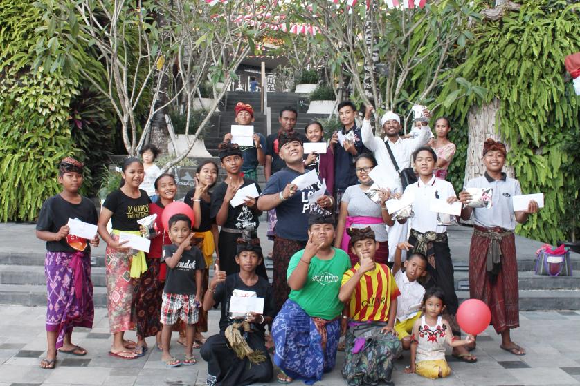 Fun Celebration of 72 Years of Beautiful Indonesia