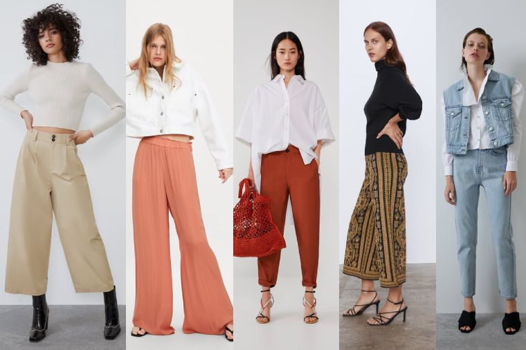 5 Stylish Pants for Every Occasion