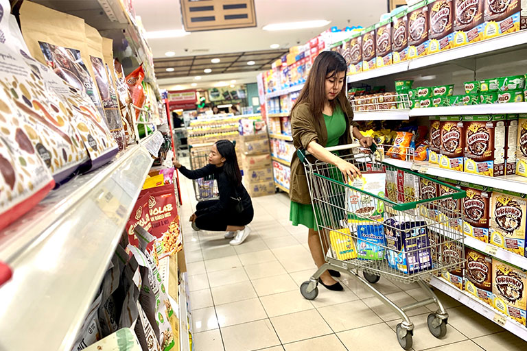 8 Tips Belanja Aman di Supermarket