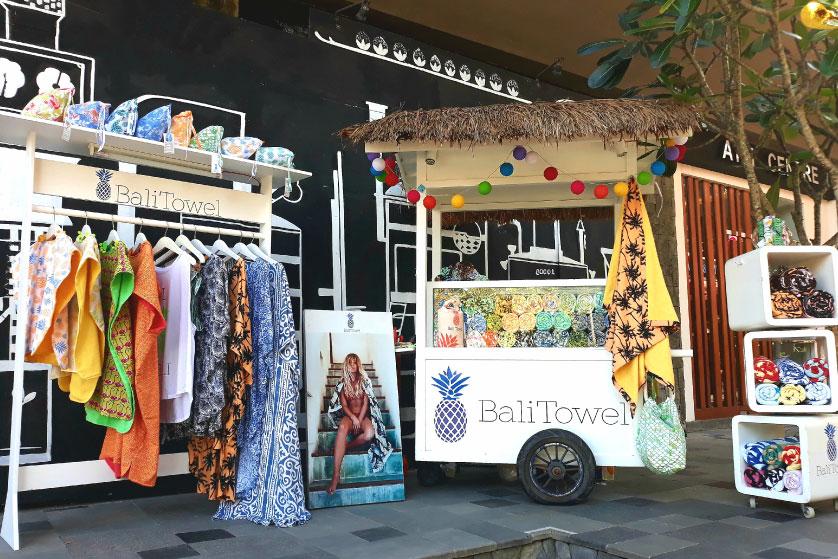 Bali Towel Now Opens at Samasta