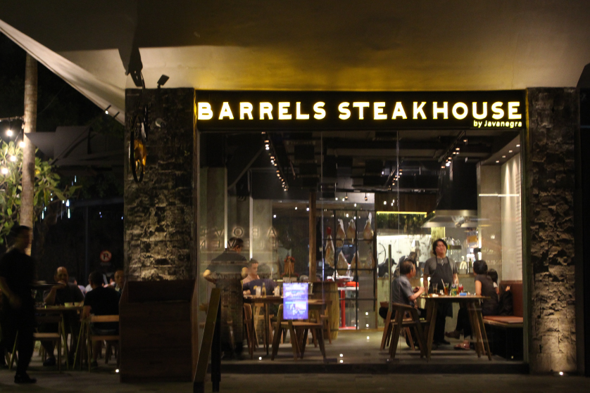 The Ultimate Steakhouse in Jimbaran Is Now Here!