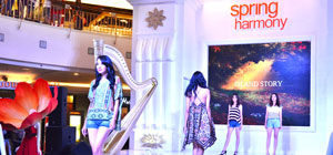 Be Fashionable in Fascinate Garden