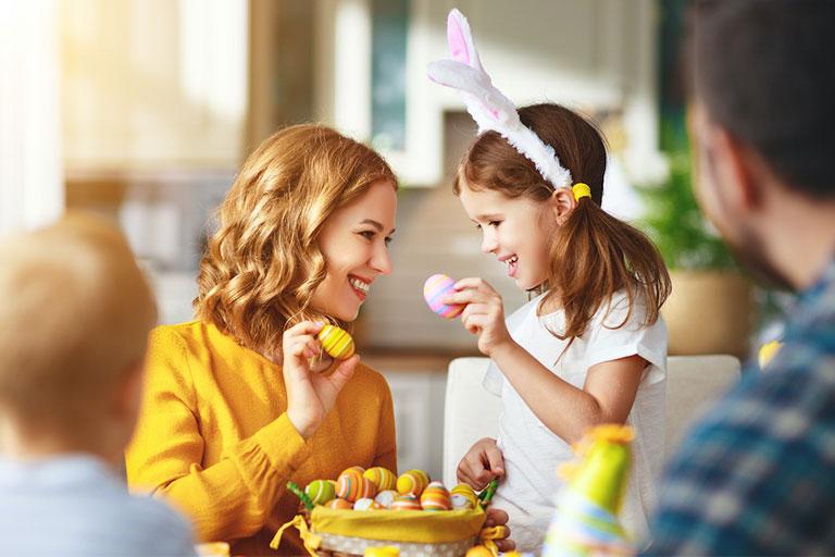 Beberapa Makna Menarik dari Tradisi Telur Paskah