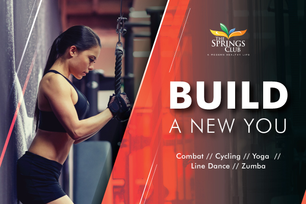 Build a new you!