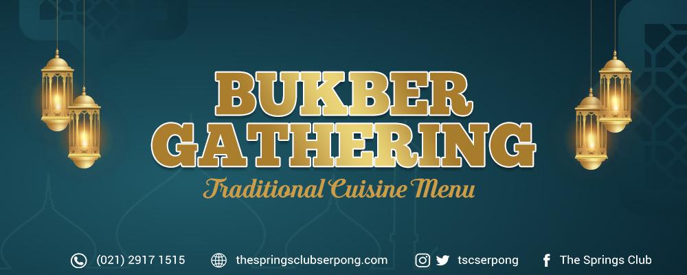 Bukber Gathering
