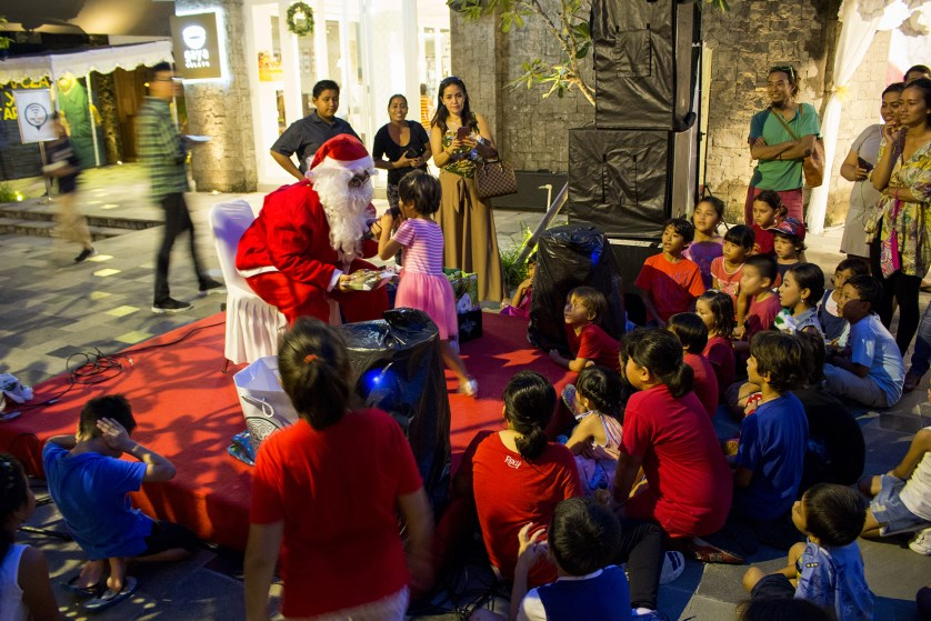 Christmas for Everyone at Samasta Lifestyle Village