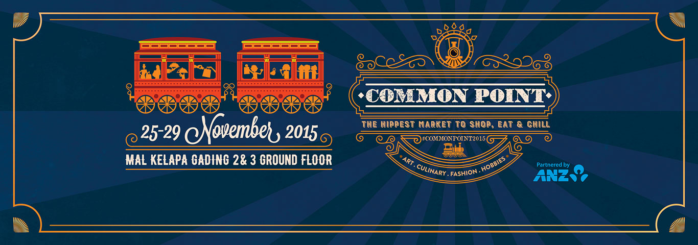 Commont Point Banner