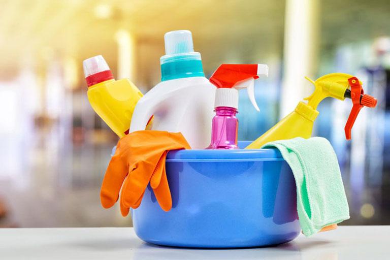 DIY Cairan Disinfektan
