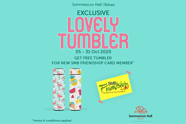 Exclusive Lovely Tumbler