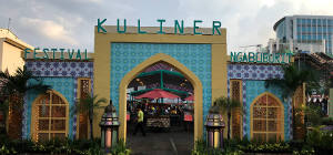 Festival Kuliner Ngabuburit La Piazza