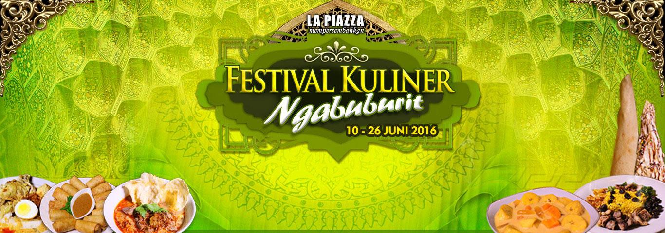 Festival Ngabuburit La Piazza