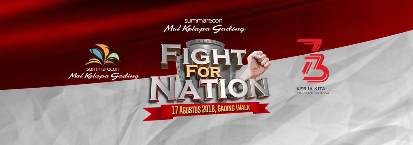 Fight For Nation 2018