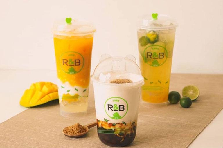 From Singapore to Bekasi, R&B Tea Hadir di SMB