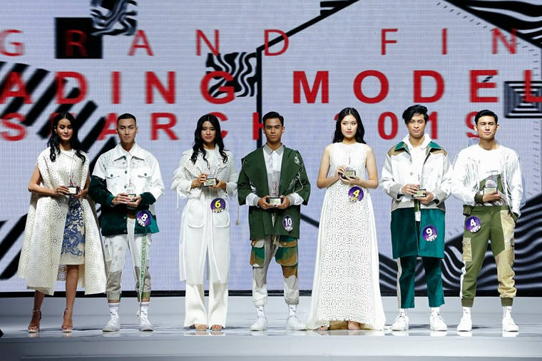 Gading Model Search 2019 `The Rising Stars`