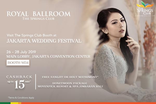 Jakarta Wedding Festival
