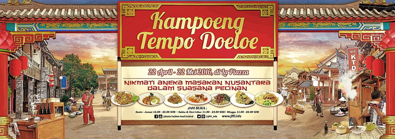 Kampoeng Tempo Doeloe 2016
