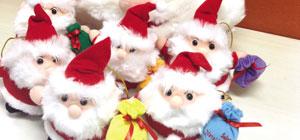 Kehangatan Natal di Santa Factory