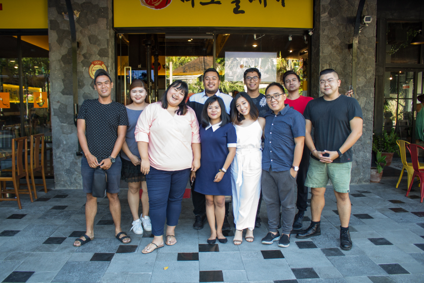 Top Bali Bloggers In Love With Magal Korean BBQ