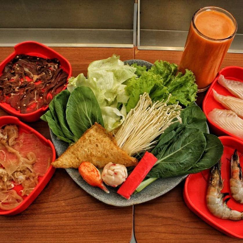 Telah Hadir Nahm Thai Suki & BBQ Restaurant