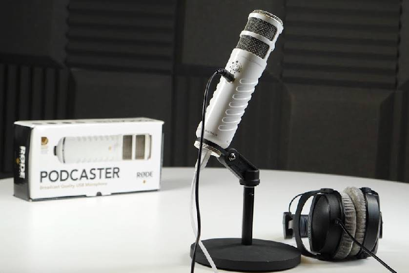 Podcast Starter Kit For Beginner