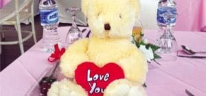 Romantic Valentine is All Around