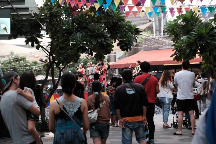 Samasta Carnival New Year Eve Party