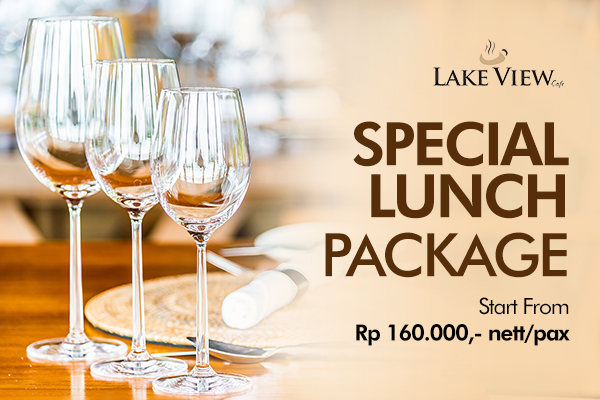 Special Lunch Package