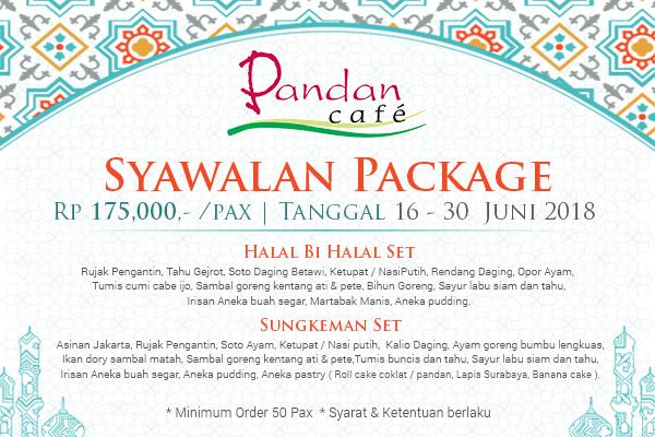 Syawalan Package