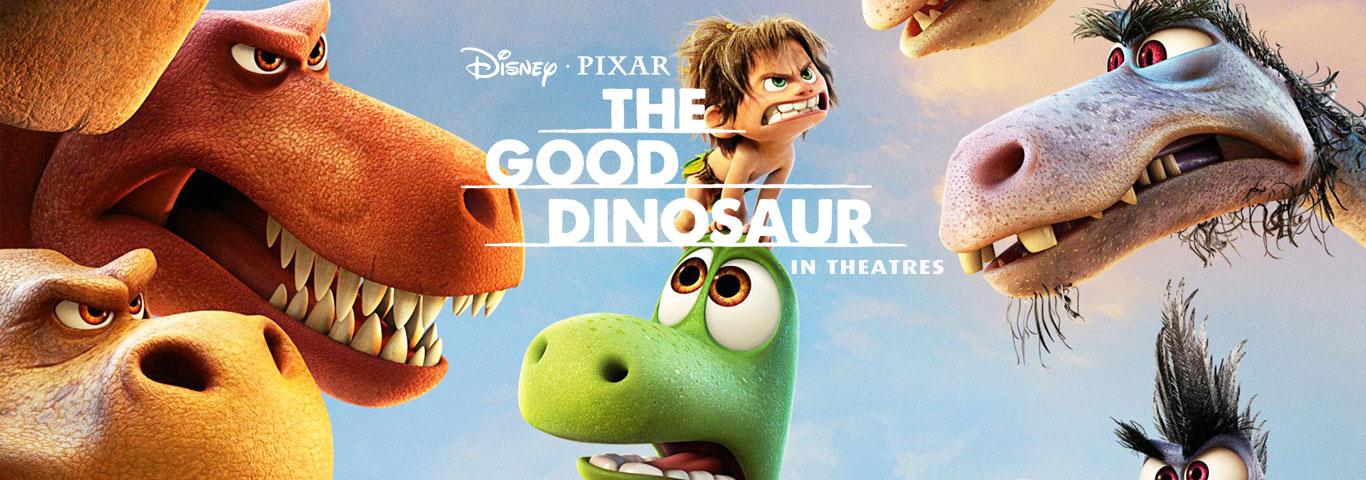 The Good Dinosaur Home