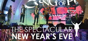 The Spectacular New Year's Eve