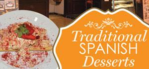 Traditional Spanish Desserts