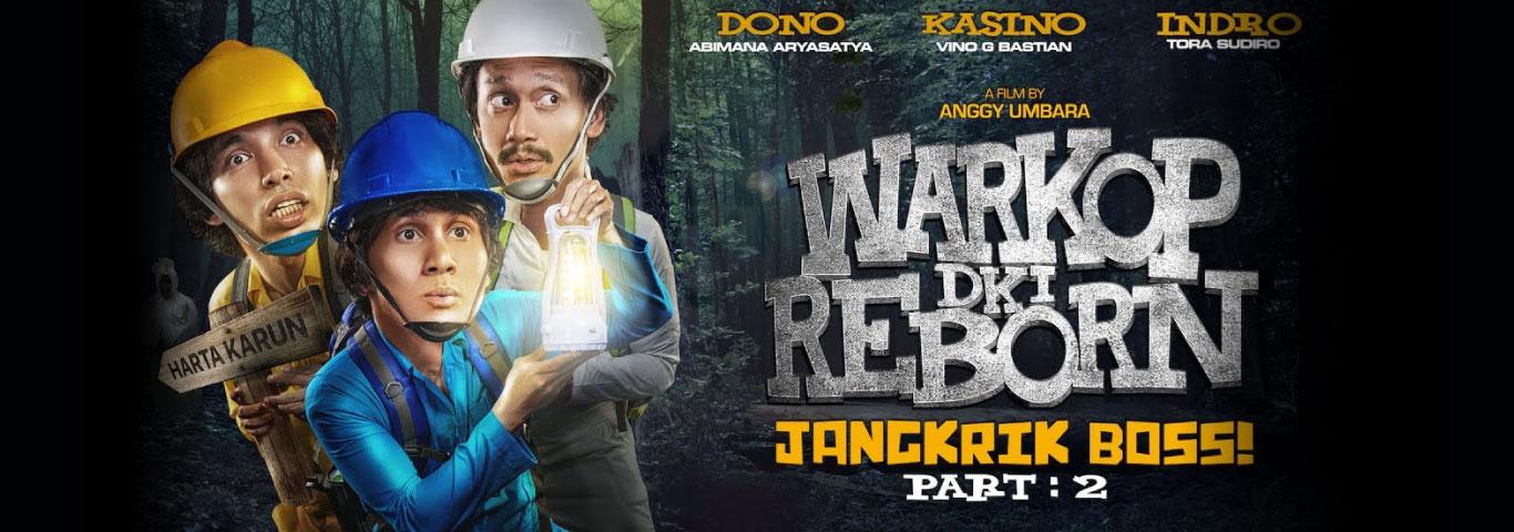 Warkop DKI Jangkrik Boss Part 2