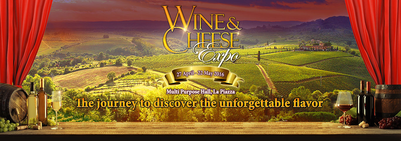 Wine and Cheese Expo 2016