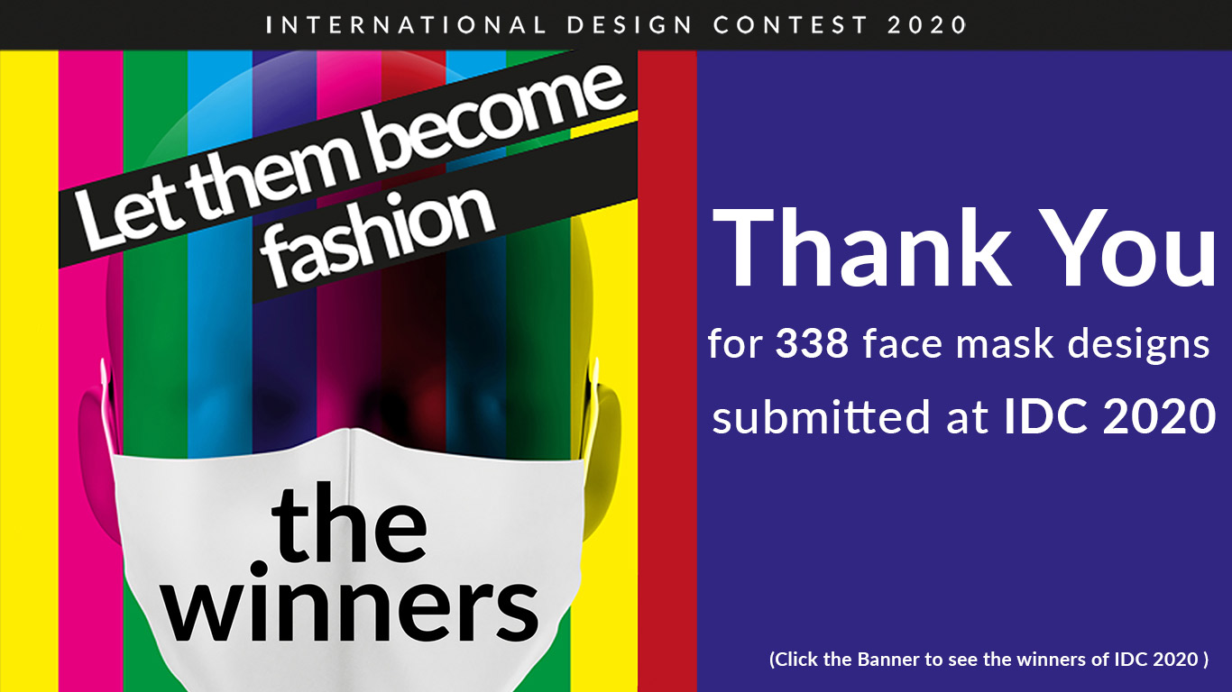 Winner Announcement Of The Face Mask Design Contest