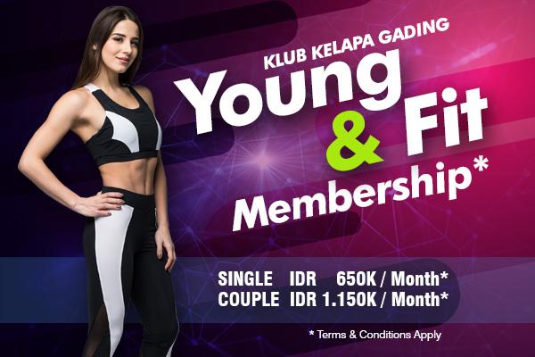 Young & Fit Membership