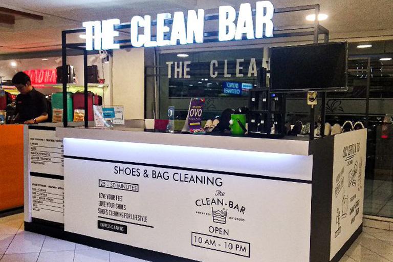 Ayo Rawat Sepatu dan Tas-mu di The Clean-Bar